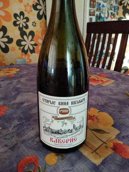 """отзыв вино красное сухое """"каберне"""" 9-13%"""