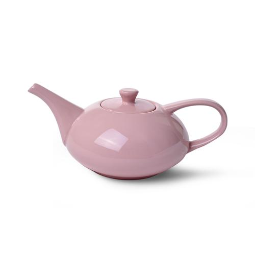 Чайник заварочный SWEET DREAM 575мл, цвет Розовый (керамика)