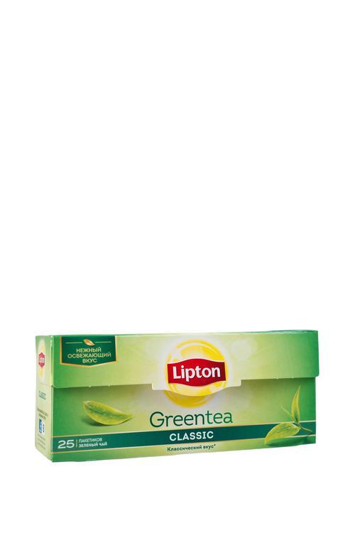 цена Чай зел grn tea clas 24x25пx1.7г