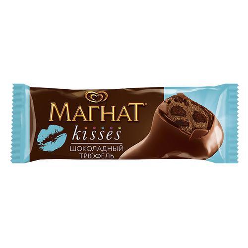 отзыв Магнат шоколадный трюфель мороженое с зам мол жира эскимо 24х80г(110мл)