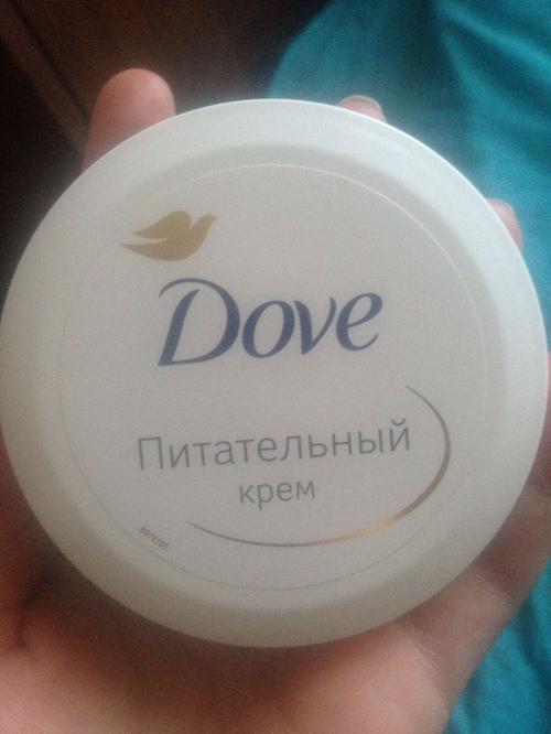 фото9 Dove крем интенсивный, 75мл