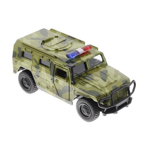 Военный автомобиль Play Smart Автопарк ГАЗ Тигр