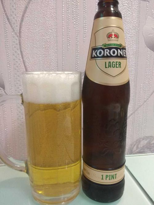 описание Пиво 0.5 лагер koronet 1pint