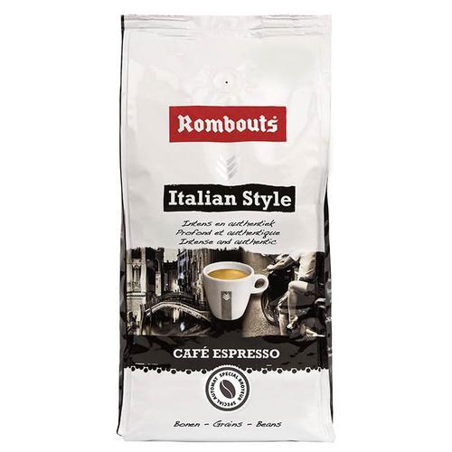 Кофе в зернах Rombouts Italian Style 500 г