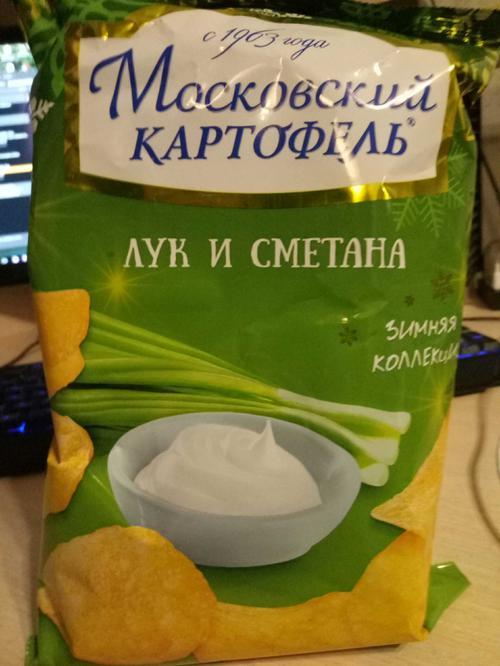"""фото10 Чипсы """"Московский картофель"""""""