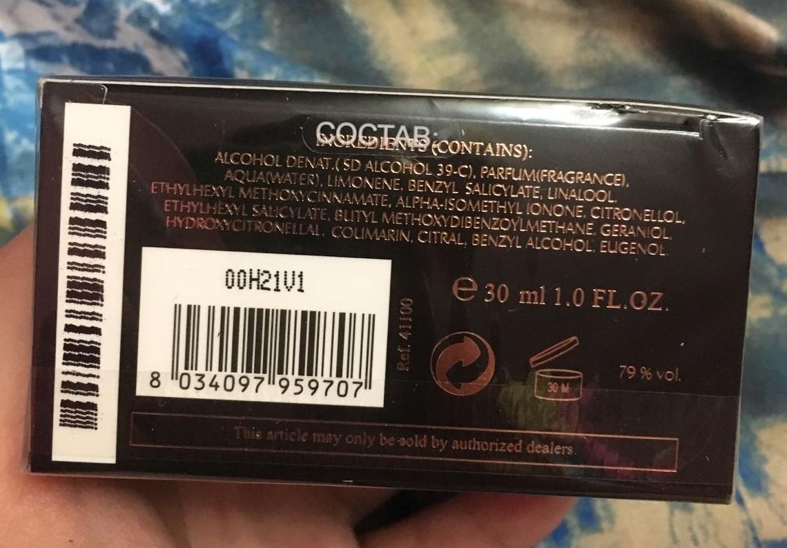 цена Salvatore Ferragamo Signorina Misteriosa Eau De Parfum (30ml)