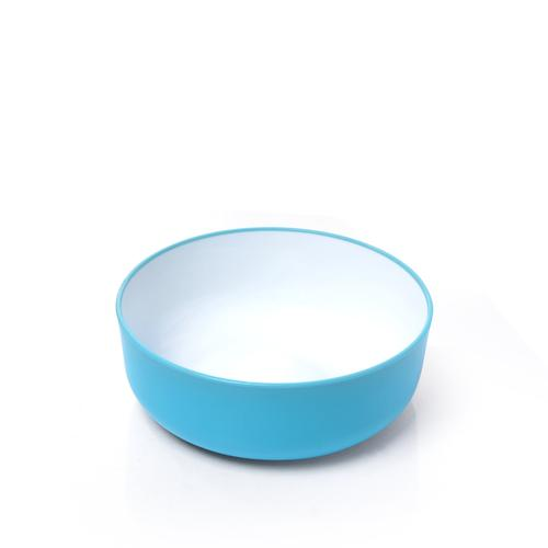 Тарелка 14см глубокая (пластик)