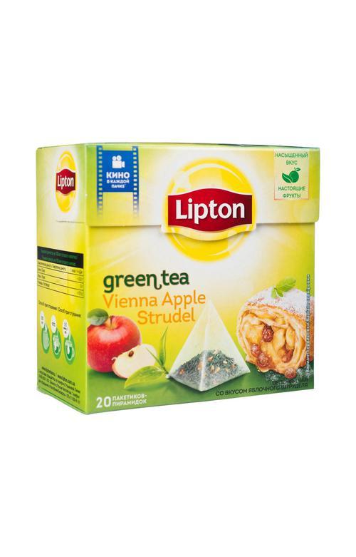 Чай зел байх аромат apple strudel c кус яблок 12х20пирх1.4г