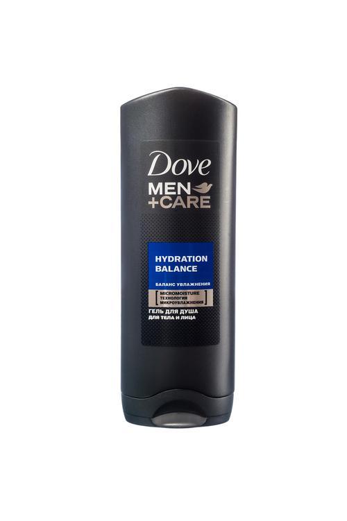 описание Dove Men+Care Extra Fresh shower gel