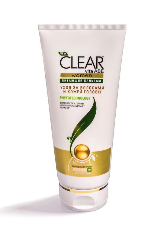 отзыв Бальзам для волос  Clear vita ABE