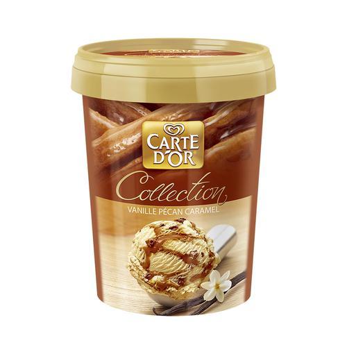 """Мороженое """"Карте Дор"""", ваниль, 265г."""