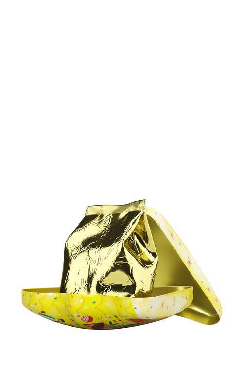 """фото3 Набор lipton """"новогодняя ёлочка"""" с листовым чаем"""
