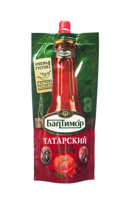 Балтимор Татарский острый кетчуп