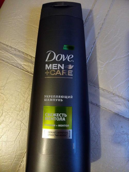 фото1 Шампунь Dove Men Care Укрепляющий Свежесть ментола (250 мл)