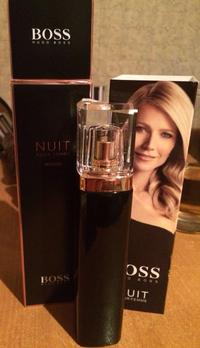 Hugo Boss Boss Nuit Pour Femme Intense Eau De Parfum 75ml Spray