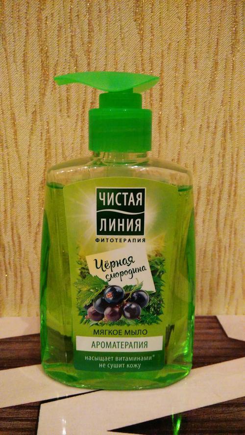 цена Чистая Линия  Жидкое мягкое крем-мыло Ароматерапия 250 мл
