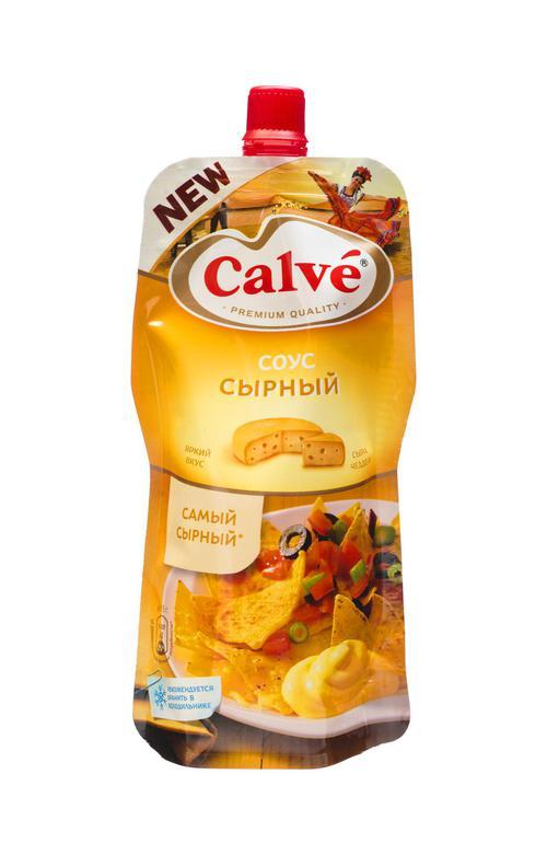 Calve Соус сырный