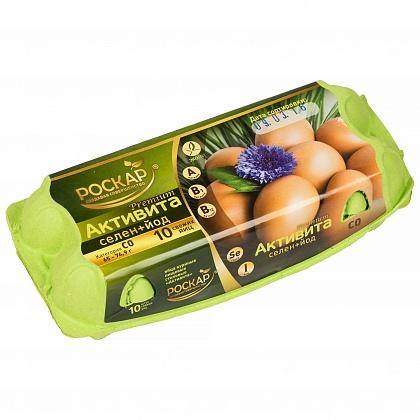 Яйца куриные пищевые столовые «Ативита»