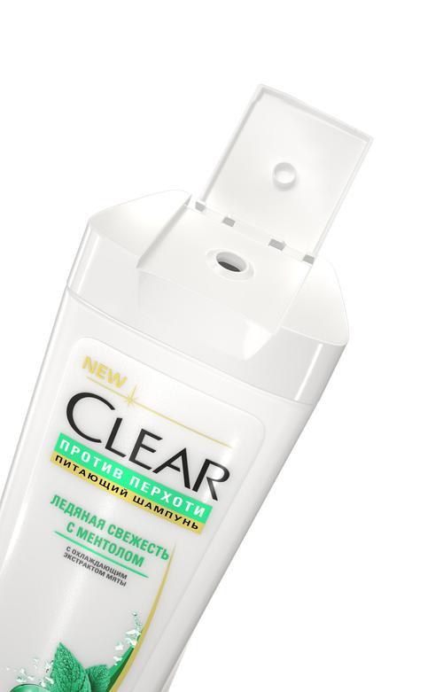 отзыв Clear шампунь против перхоти Ледяная свежесть с ментолом,  200 мл