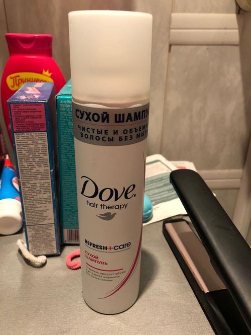 фото DOVE Hair Therapy Шампунь Укрепляющий сухой 250мл