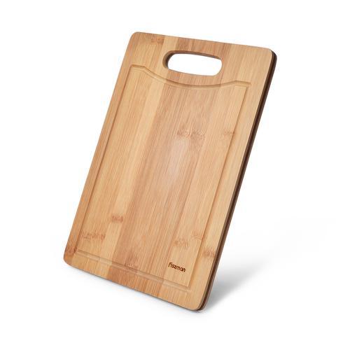 Доска разделочная 38x27x1,4см (бамбук)