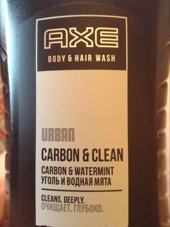 цена Axe Гель для душа и шампунь 2в1 Эффективное очищение 250 мл