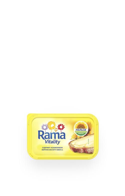 """Маргарин """"Rama vitality"""", 475"""