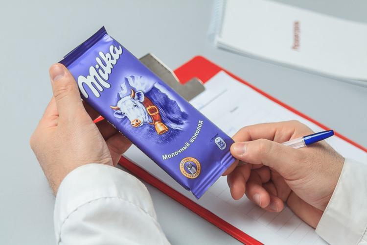 Шоколад Milka молочный
