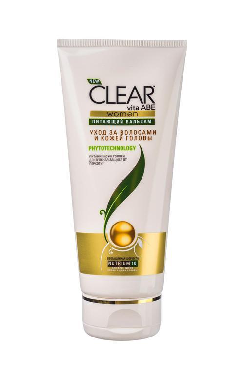 описание Бальзам для волос  Clear vita ABE