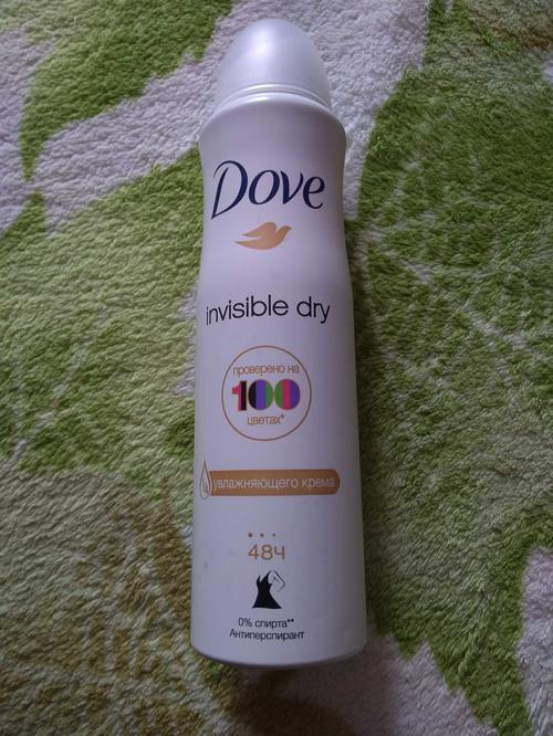 фото4 Dove антиперспирант-аэрозоль 150мл Невидимый