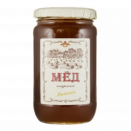 Мёд натуральный майский