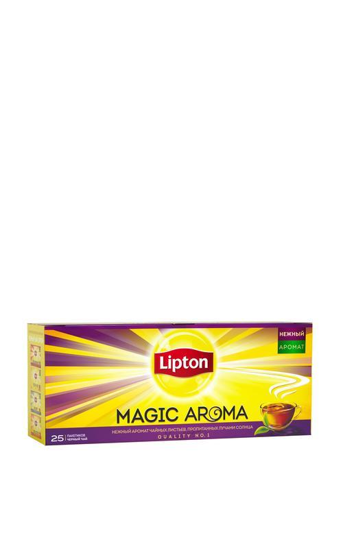 фото Чай Lipton magic aroma
