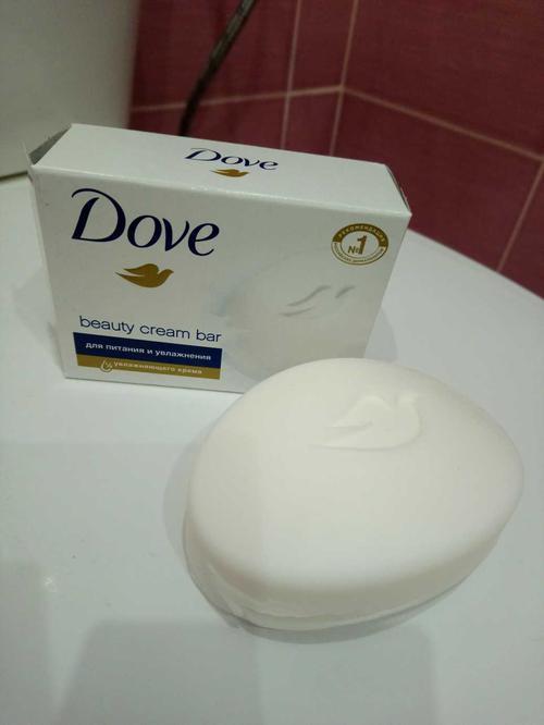 фото1 Крем-мыло DOVE красота и уход, 135г
