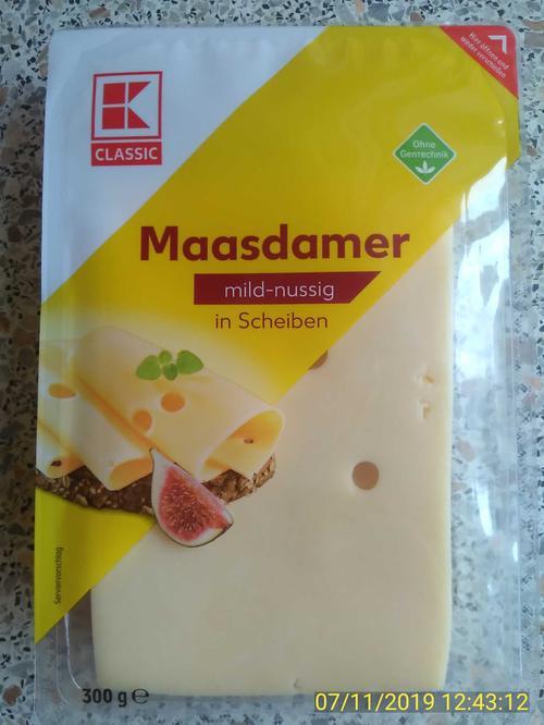 Сыр Maasdamer, 300 g