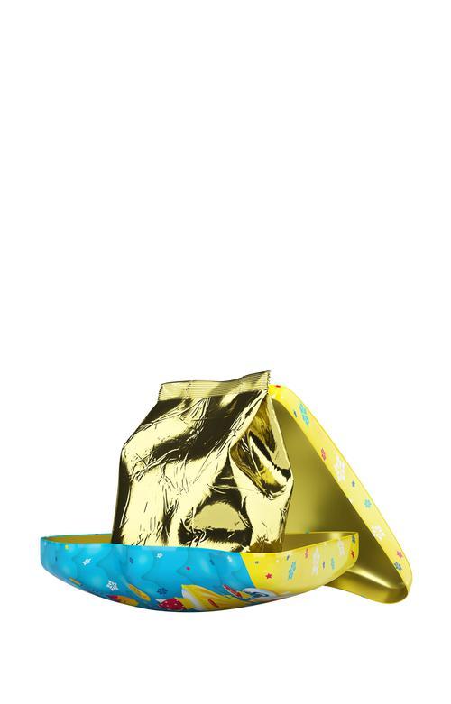 """описание Набор lipton """"новогодняя ёлочка"""" с листовым чаем"""