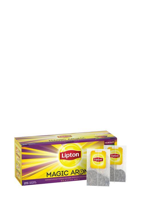 стоимость Чай Lipton magic aroma