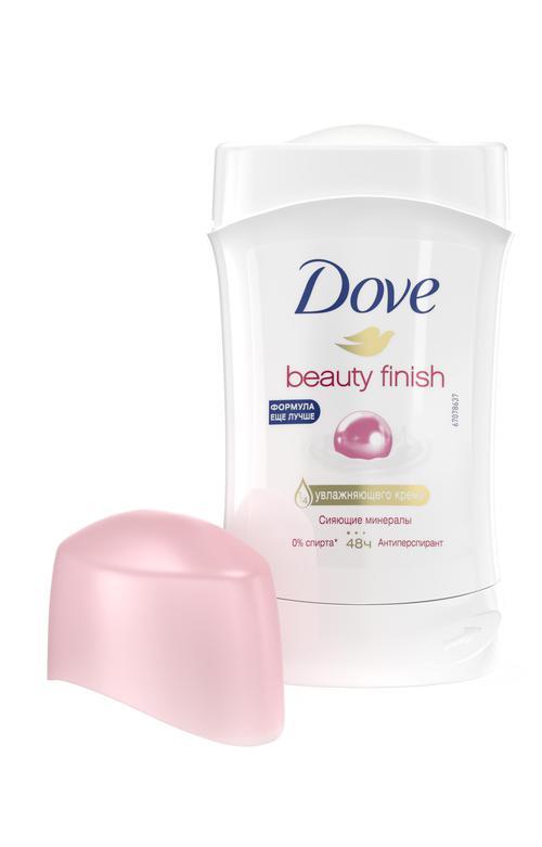 отзыв Dove. Beauty finish.