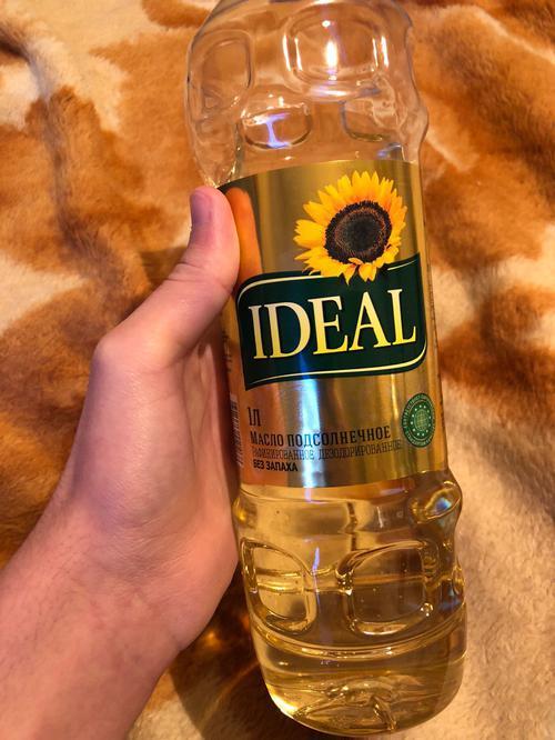 фото Масло подсолнечное рафинированное дезодорированное