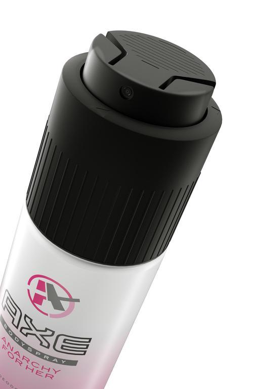 отзыв Дезодорант аэрозоль AXE Анархия для женщин