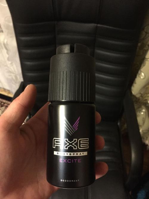 фото20 Дезодорант Axe Excite, аэрозоль, 150мл