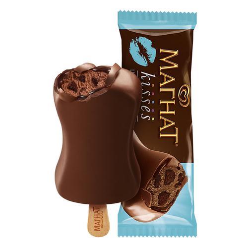 Магнат шоколадный трюфель мороженое с зам мол жира эскимо 24х80г(110мл)