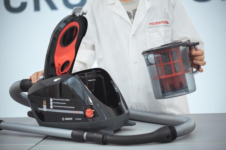 Пылесос Bosch BGS 52530