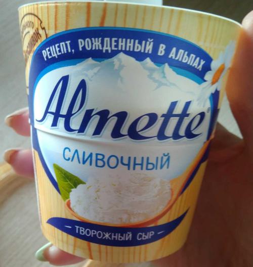 фото1 Творожный сыр Almette