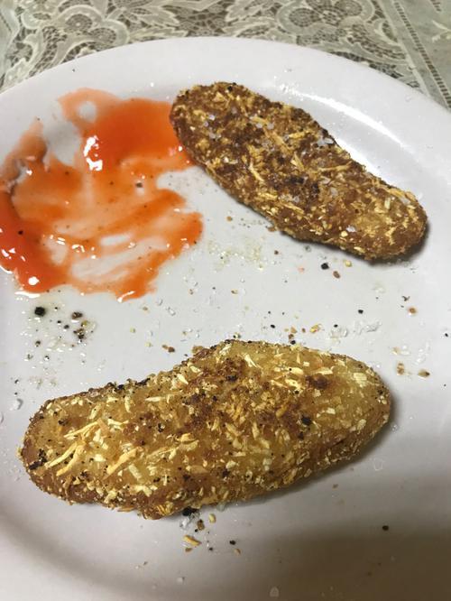 цена Стрипсы куриные в картофельной панировке