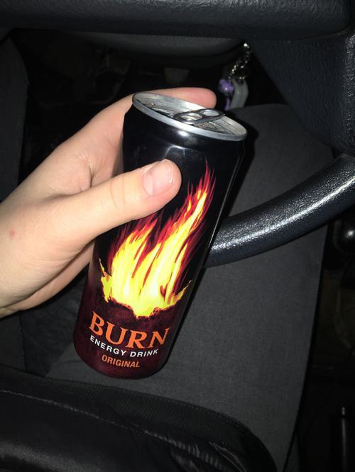 фото Burn энергетический напиток 0.33l