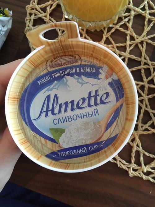 фото2 Творожный сыр Almette
