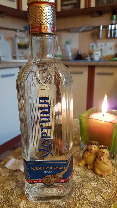 Водка Хортиця-Классическая