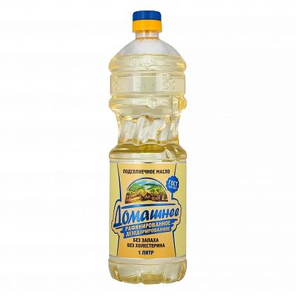 100% подсолнечное масло, марки рафинированное дезодорированное