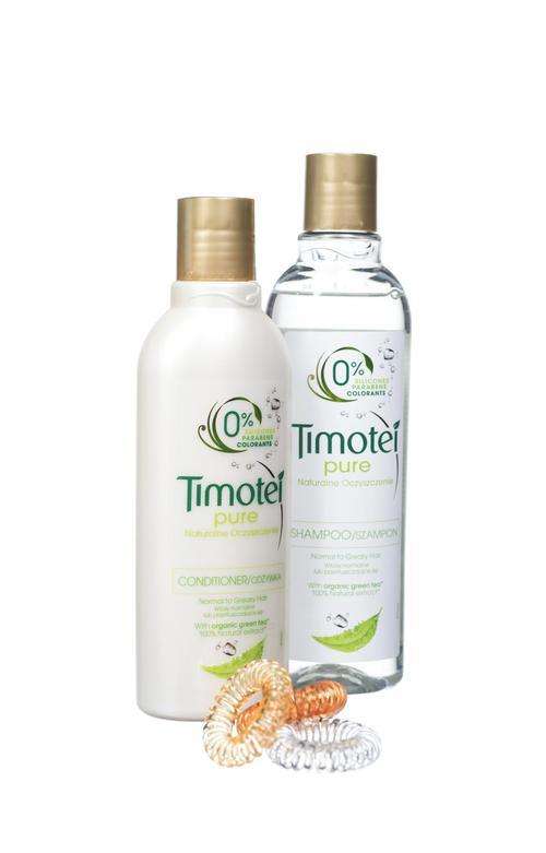 """описание Timotei подарочный набор для волос """"Мыгкий уход"""", (250+200 мл)"""