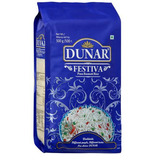 Рис басмати Dunar Festiva 0,5кг